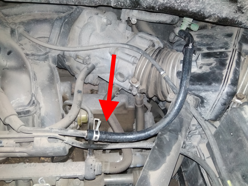 лексус ремонт ошибки 0442 негерметичность топливной системы