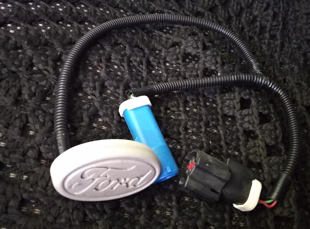 эмулятор катализатора Форд.